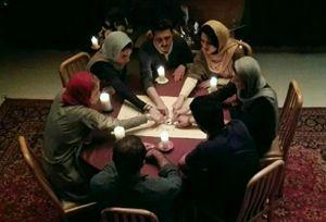 نمایش یک فیلم ایرانی ترسناک بر اساس تجربه ای شخصی