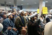 تحصن ائمه جمعه/شرط قائم مقام وزیر برای حضور در جمع متحصنان