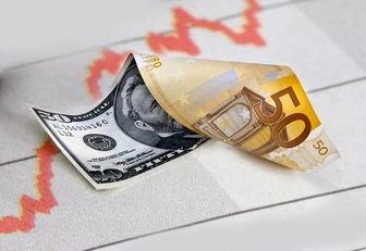 """""""دلار بانکی"""" کوتاه آمد/ نرخ ارز بانکی امروز 26 اسفند 96"""