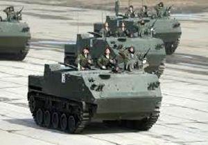 بزرگترین محموله تسلیحاتی آمریکا وارد آلمان شد