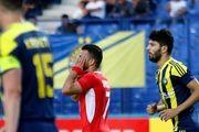 واکنش AFC  به شکست پرسپولیس در تاشکند