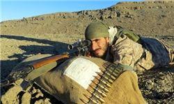 تصاویر دیده نشده از شهید مدافع حرم