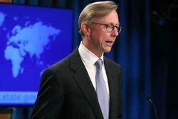 ادعای هوک: ایران ۲ میلیارد دلار از دست داده است