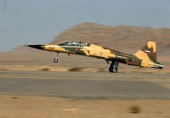 تحویل اولین جنگنده کوثر به نیروی هوایی ارتش + عکس