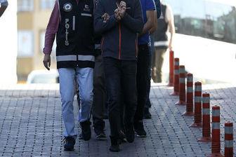 بازداشت اعضای رده بالای داعش در ترکیه