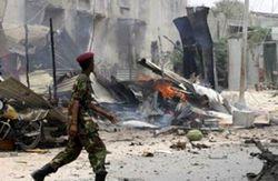 انفجار شدید در  پایتخت سومالی