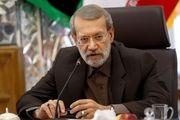 لاریجانی:امیدواریم مشکلات اقتصادی مردم با حمایت نمایندگان رفع شود