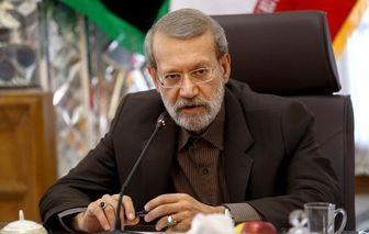 نتیجه شیطنت آمریکا علیه ایران از زبان لاریجانی
