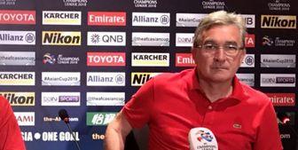 برانکو: میخواهیم در جام حذفی، لیگ برتر، سوپرجام و لیگ قهرمانان آسیا قهرمان شویم