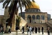 اقامه آخرین نماز جمعه رمضان در مسجد الاقصی با حضور ۲۶۰ هزار نفر