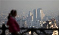 آمار تکان دهنده آلاینده های هوا