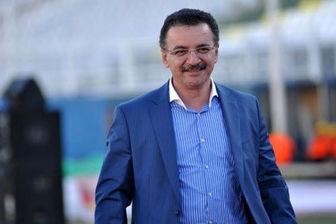 اظهارات عجیب مدیرعامل تراکتور درباره وزارت ورزش و پرسپولیس