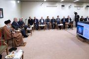 دیدار جمعی از مسئولان و محققان ستاد توسعه علوم شناختی/ گزارش تصویری