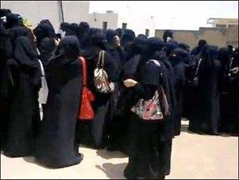 ۷ دختر عربستانی دیگر مجروح شدند