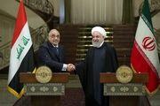 توافق روحانی با نخست وزیر عراق درمورد لایروبی اروند