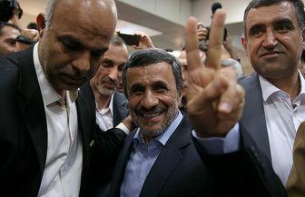 احمدی نژاد ؛ آن مردی که رفته بود، بازگشت!
