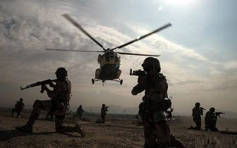 خروج کامل مستشاران نظامی ایرانی از عراق