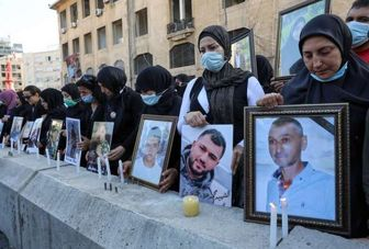 یورش خانوادههای قربانیان انفجار بیروت به منزل وزیر کشور