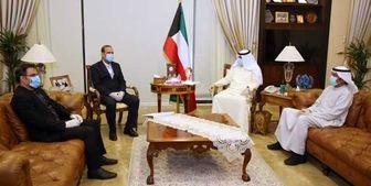 پیامی که رئیس جمهور به امیر کویت داد+عکس