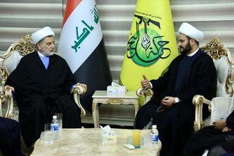 رایزنی حمودی با الکعبی درباره اصلیترین مسائل سیاسی-امنیتی عراق