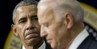 فعال شدن اوباما در کارزار انتخاباتی «بایدن»
