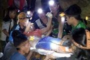 ریزش معدن در اندونزی ۶۰ نفر را زیر آوار بُرد