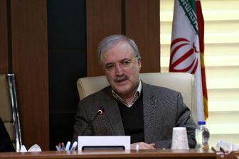 خبرخوش کرونایی وزیر بهداشت برای مردم/ درمان کرونا با داروی ایرانی
