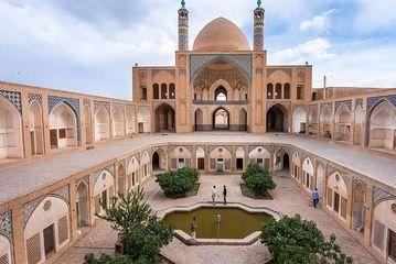 کاشان، شهر معماریهای شگفتانگیز/ گزارش تصویری