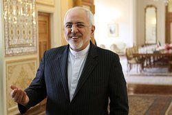 ظریف با رییس جمهور آفریقای جنوبی دیدار کرد