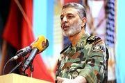 هشدار فرمانده کل ارتش به استکبار جهانی/ بنبستی برای ما وجود ندارد