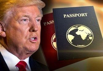 ترامپ ورود کدام اتباع ایرانی به آمریکا را مجاز میکند؟