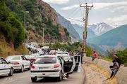 کاهش 1.2 درصدی تردد در جاده ها