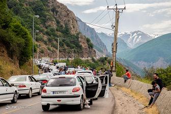 کاهش 17 درصدی تردد در جادههای کشور