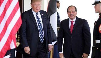 ترامپ به قاهره دعوت شد