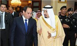 دنباله روی آشکار مصر از عربستان