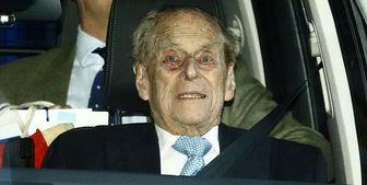 انتقال همسر ملکه انگلیس به بیمارستان