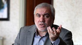 واکنش تند علی فتح الله زاده به سخنان جنجالی مدیر عامل پرسپولیس