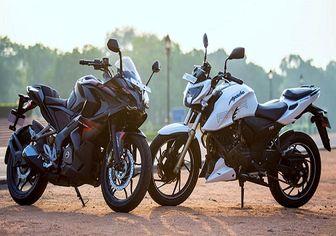 قیمت روز انواع موتورسیکلت در اول تیر99