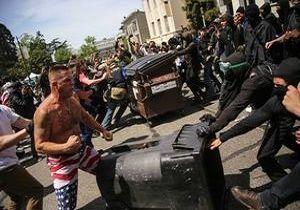 درگیریهای خشونت آمیز  در ایالت تنسی آمریکا