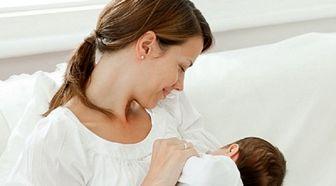 فواید شگفت انگیز شیردهی برای سلامت مادران