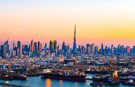 نخستین توریستهای اسرائیلی وارد دوبی شدند/فیلم