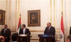 جبهه گیری مصر و امارات برابر ایران و ترکیه