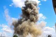 حملات هوایی و انفجار در پایتخت لیبی