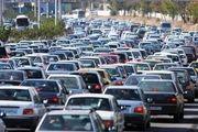 آخرین وضعیت ترافیکی معابر بزرگراهی تهران  ۲۵ آبان