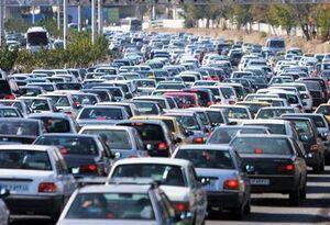آخرین وضعیت ترافیکی معابر بزرگراهی پایتخت
