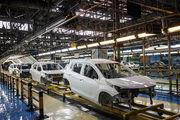 خط تولید 8 خودرو متوقف شد