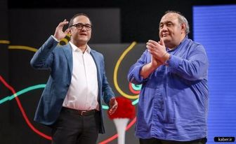 بازیگر ارمنی سینما مهمان «خندوانه»
